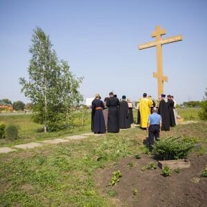 2021.07.01 Крестный ход вокруг г. Омска со св. мощами Александра Невского(79)