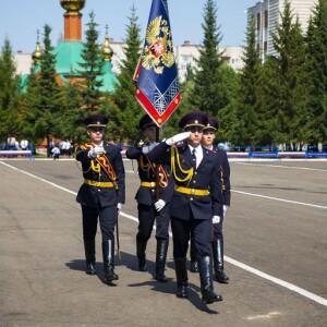 2021.07.09 выпускной акт в Омской Академии МВД(80)