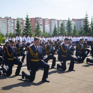 2021.07.09 выпускной акт в Омской Академии МВД(81)