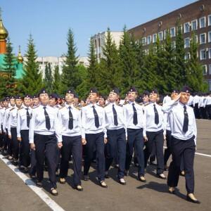 2021.07.09 выпускной акт в Омской Академии МВД(83)