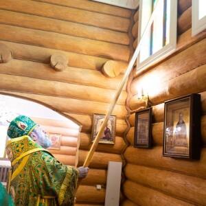 2021.09.05 Неделя 11-я по Пятидесятнице. Освящение храма во Имя Пресвятой Троицы в деревне Ракитинка (42)