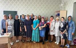Прошел семинар педагогов воскресных школ Омской епархии