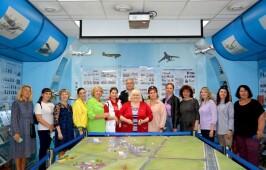 Экскурсия в музей истории Омского аэропорта