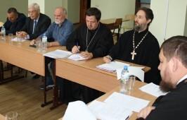 Ученый совет в Омской семинарии возглавил новый ректор