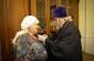 Награждение специалиста отдела религиозного образования и катехизации Омской епархии Светланы Петровны Баранцевой