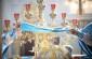 В предпразднство Рождества Пресвятой Богородицы митрополит Владимир совершил Литургию в Успенском кафедральном соборе
