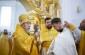 В Неделю 21-ю по Пятидесятнице митрополит Омский и Таврический Владимир рукоположил в священнический сан диакона Александра Родкина