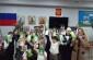 Ученики детской воскресной школы и прихожане Успенского собора в сборе новогодних подарков для пожилых людей из домов престарелых