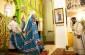 В праздник Обрезания Господня митрополит Владимир совершил Литургию в храме святителя Василия Великого