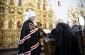 Митрополит Владимир совершил вечерню с чином прощения в Успенском кафедральном соборе