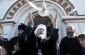 В праздник Благовещения Пресвятой Богородицы митрополит Владимир совершил Литургию в Успенском кафедральном соборе