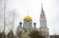 В праздник Входа Господня в Иерусалим митрополит Владимир возглавил Литургию в Успенском кафедральном соборе