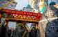 В канун Великой Субботы митрополит Владимир совершил утреню с чином погребения в Успенском кафедральном соборе