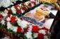 В Великий Пяток митрополит Владимир совершил вечерню с выносом Плащаницы Спасителя в Успенском кафедральном соборе