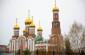 Митрополит Владимир поздравил прихожан Рождественского собора со Светлой Пасхой
