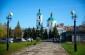 Митрополит Владимир поздравил прихожан собора Воздвижения Креста Господня