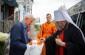 Митрополит Владимир поздравил прихожан храма в честь иконы Божией Матери «Знамение»