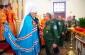 Митрополит Владимир поздравил прихожан Свято-Никольского казачьего собора с Пасхой Христовой