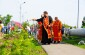 Аллея из 45 сосен появилась возле Свято-Николо-Игнатьевского храма г. Омска