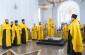 В Неделю 5-ю по Пятидесятнице митрополит Владимир совершил Литургию в Успенском кафедральном соборе