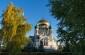 В Неделю 14-ю по Пятидесятнице митрополит Владимир совершил Литургию в Успенском кафедральном соборе