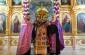 В праздник Воздвижения Креста Господня митрополит Владимир совершил Литургию в соборе Воздвижения Креста Господня