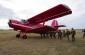 Воспитанники военно-патриотического десантного клуба имени святого Александра Невского вновь прикоснулись к небу