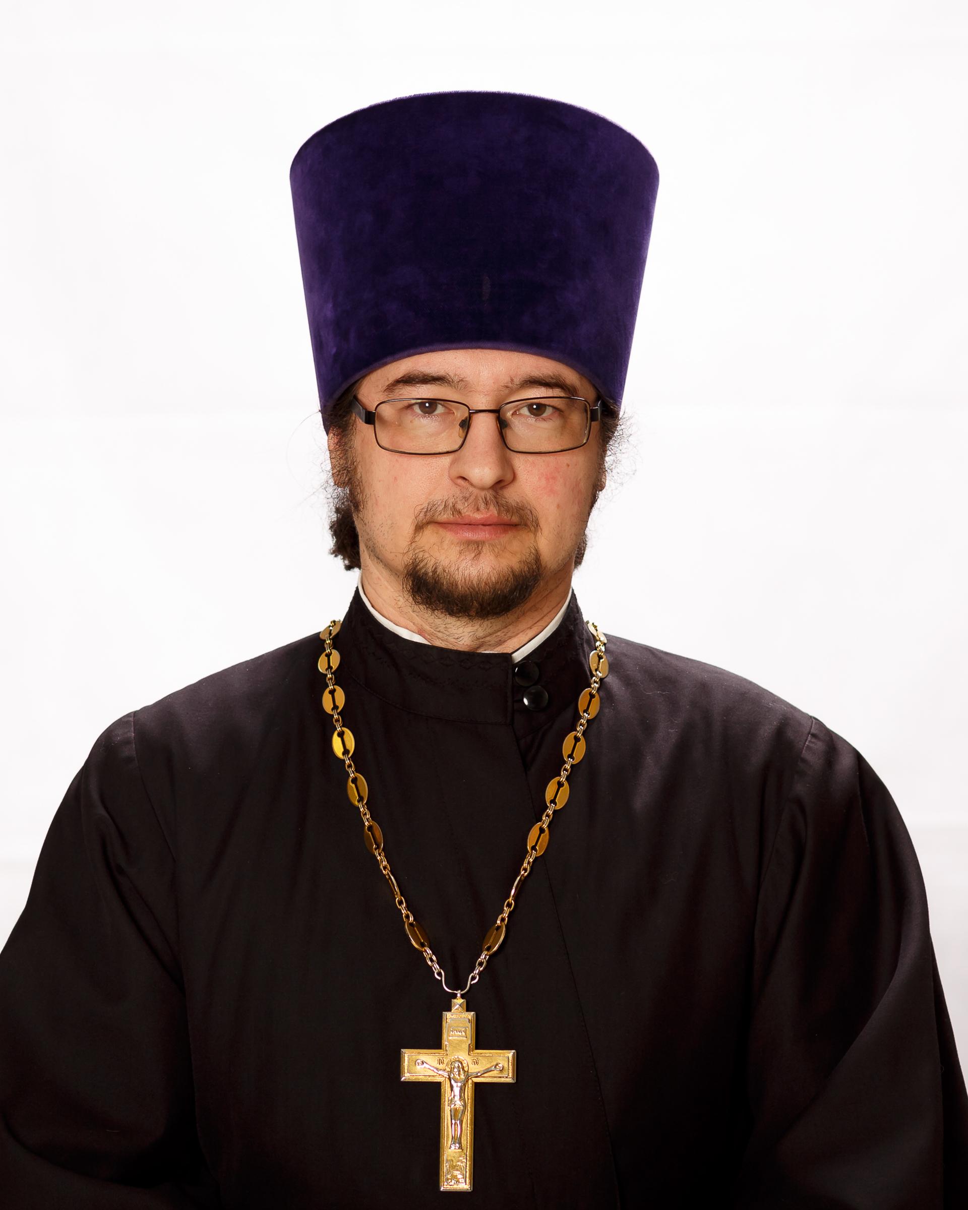 Чернов Дионисий Владимирович