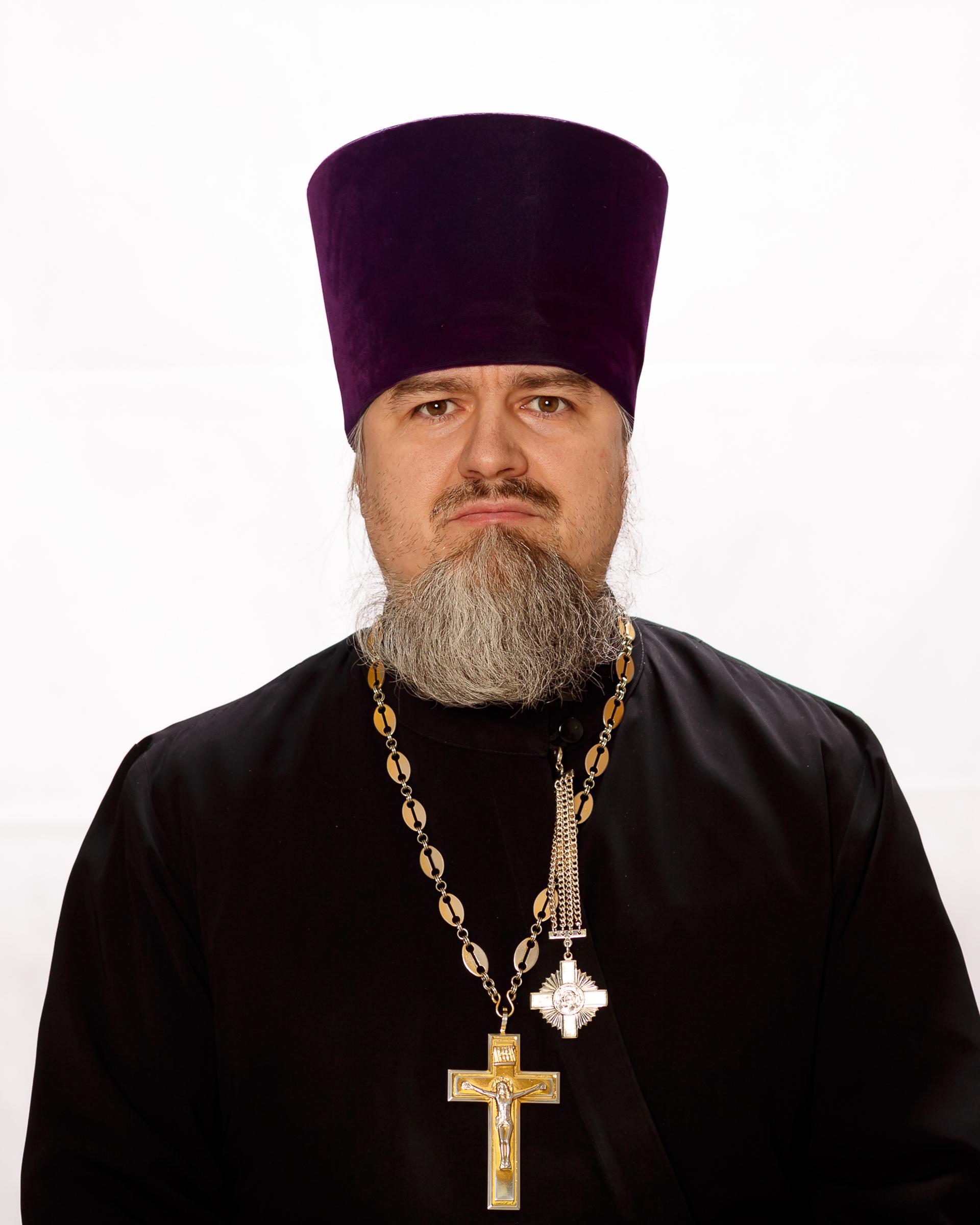 Димитрий Олихов