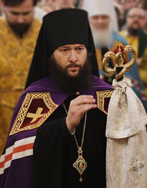 Епископ Азовский Зосима (Балин Максим Анатольевич), викарий Омской епархии
