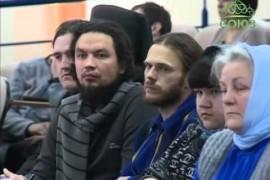 Митрополит Владимир почтил память сщмч. Сильвестра Омского