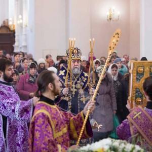 Архиерейские богослужения на Страстной и Светлой седмице