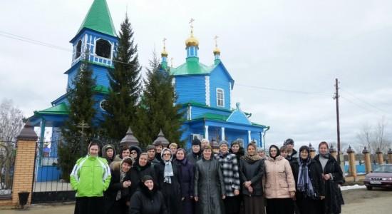 11-14 апреля поездка к Чимеевскому образу Пресвятой Богородицы