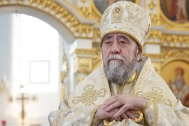Слово митрополита Омского и Таврического Владимира на начало Великого поста