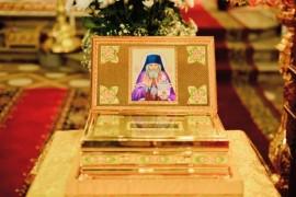 С 30 сентября по 4 октября в г. Омске будут пребывать мощи святителя Иоанна Шанхайского и Сан-Францисского