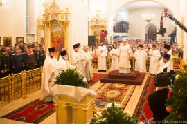 Рождественская служба в Рождественском соборе_Омск_IMG_5994_января 06, 2015_10