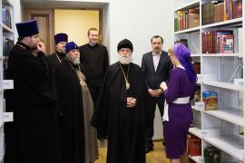 Архиепископ Верейский Евгений в Омском духовном училище_IMG_1624_февраля 06, 2015_5