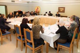 Заседание попечительского совета обители милосердия_Омск_IMG_3405_февраля 12, 2015_2