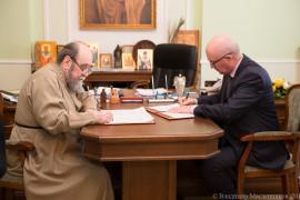 Подписание соглашения между Омской епархией и  Аграрным университетом_Омск_IMG_3370_февраля 11, 2015_4