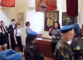 Состоялась секция «Соль земли Омской» по гражданско-патриотическому воспитанию старших подростков и молодежи