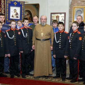 20161120 037 Крещение Кадетов Собор Успения Омск IMG_0792