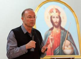 Встреча омичей с писателем Виктором Николаевым