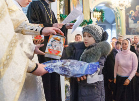 Состоялось награждение победителей регионального этапа Международного конкурса детского творчества «Красота Божьего мира» за 2016 год