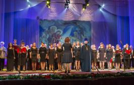 Радостная весть о Рождении Спасителя прозвучала в Музыкальном театре