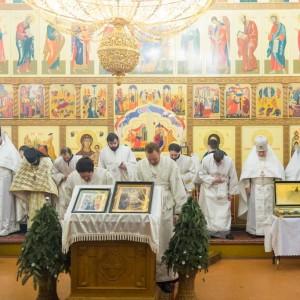 20170122 006 Литургия Никольский мужской монастырь Омск Владимир (Иким) IMG_3387