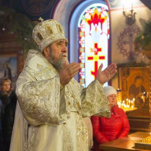 20170122 008 Литургия Никольский мужской монастырь Омск Владимир (Иким) IMG_3392