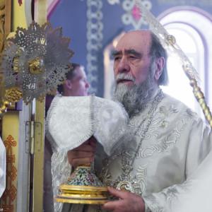 20170122 027 Литургия Никольский мужской монастырь Омск Владимир (Иким) IMG_3443