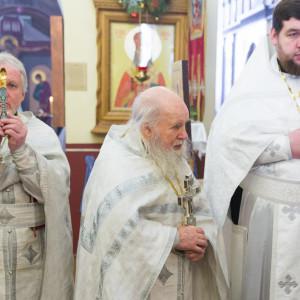 20170122 028 Литургия Никольский мужской монастырь Омск Владимир (Иким) IMG_3446