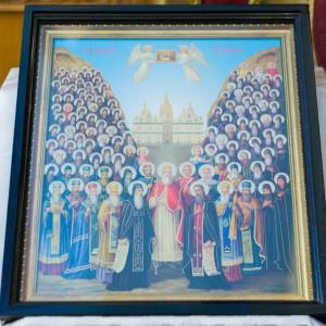 20170122 030 Литургия Никольский мужской монастырь Омск Владимир (Иким) IMG_3452