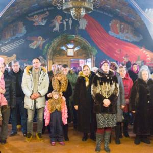 20170122 035 Литургия Никольский мужской монастырь Омск Владимир (Иким) IMG_3468